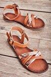 Taba/rose Ayna Kadın Sandalet L0685161903