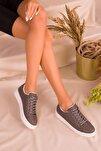 Füme Kadın Sneaker 14395