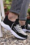 Siyah Buz Unisex Sneaker 0012072