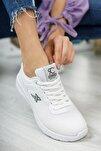Unisex Beyaz Sneaker 0012065