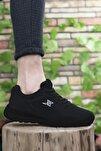 Siyah Siyah Unisex Sneaker 0012065