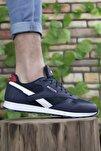 Lacivert Beyaz Unisex Sneaker 0012853