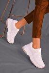 Unisex Beyaz Sneaker Y01ls106