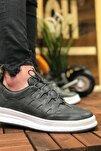 Antrasit Erkek Sneaker Ch040