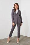 Gri Basic Pantolon TWOAW21PL0146