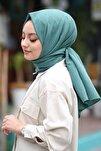 Kadın Petrol Cotton Pamuk Şal Ck01