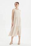 Taş Geniş Kesim Elbise TWOSS20EL1864