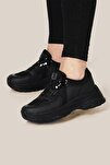 Unisex Siyah Sneaker Y01ls106