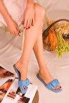 Mavi Kadın Terlik 16066