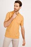 Erkek Bal Modern Fit Polo Yaka T-shirt