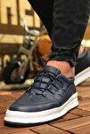 Lacivert Erkek Sneaker Ch040
