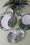 Botanik 32 Parça 6 Kişilik Yemek Takımı 04por032986
