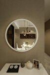 Wendy Dekoratif Konsol Aynası Beyaz 46 cm
