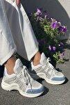 Kadın Gri Sneaker