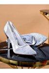 Kadın Stiletto Ince Topuk Ayakkabı