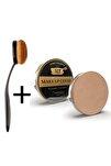 Mt Make-up Cover Fondöten Kapatıcı Pata Krem 209 Açık Ton (fırça Hediyeli)