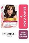 Saç Boyası - Excellence No: 4 3600523425792