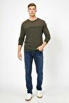 Erkek Indıgo Jeans 0KAM45096LD