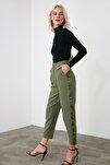 Yeşil Basic Pantolon TWOAW21PL0296