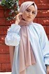Kadın Pastel Pudra Cotton Pamuk Şal Ck01