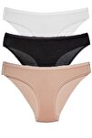 Micro Model Extra Rahat Bikini 3'lü Paket