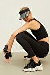 Kadın Siyah 360 Leggings Tayt IW6200028006