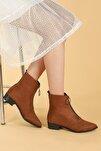 Kadın Taba Bot Ayakkabı