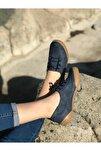 Kadın Ortopedik Tabanlı Spor Ayakkabı 023