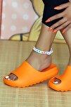 Kadın Orange Sandalet