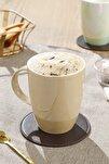 Dida Porselen Kupa 300 Ml Sütlü Kahve