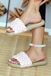 Kadın Pembe Sandalet