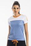 Rudy Kadın T-shirt Mavi