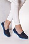 Lacivert Mavi Kadın Spor Babet Dp23-0201