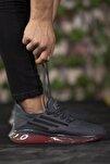 Füme Siyah Unisex Sneaker 0012340