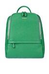 Kadın Yeşil Deri Çanta 7568