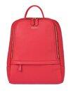 Kadın Kırmızı Deri Çanta 7568