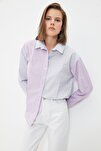 Çok Renkli Loose Fit Gömlek TWOAW20GO0107