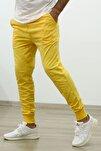 Hardal Sarısı Erkek Eşofman Altı