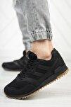 Siyah Unisex Sneaker 0012863