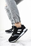 Siyah Beyaz Unisex Sneaker 0012863