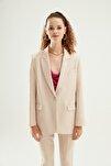Kadın Taş Blazer Ceket