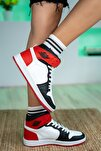 Kadın Erkek Spor Bot Sneakers