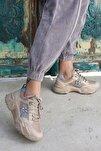 Kadın Vizon Spor Ayakkabı 65136-2
