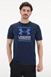 Erkek Spor T-Shirt - UA GL Foundation SS T - 1326849-408