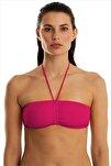 Kadın Fuşya Bikini Üstü 63541