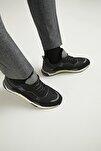 Erkek Ayakkabı Siyah Renk