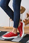 Kadın Kırmızı Ayakkabı