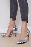Kadın Topuklu Ayakkabı 19y 709