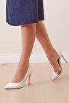 Beyaz Kadın Ayakkabı 19Y 709