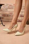 Kadın Topuklu Ayakkabı 18y 708